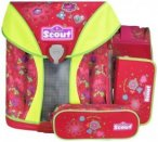 Scout Limited Edition Nano Schulranzen-Set 4tlg.
