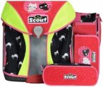 Scout Limited Edition Nano Schulranzen-Set 4tlg. Lovely Cat