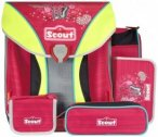 Scout Limited Edition Nano Schulranzen-Set 5-tlg.