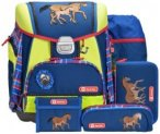 Step by Step Touch DIN Schulranzen-Set 5-tlg. 38,5 cm Horse Family