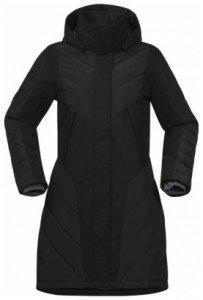 Bergans Brager Down Insulated Lady Coat, black, Größe XL