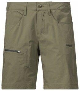 Bergans Moa Lady Shorts, khaki green/seaweed, Größe S