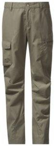 Bergans Vemork Lady Pants, greyish olive, Größe L