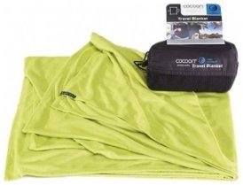 Cocoon Coolmax Travel Blanket, tree frog, Größe 180x140cm