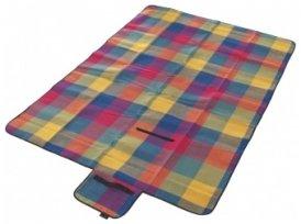 Easy Camp Picknick Decke, Größe 175 cm x 135 cm