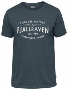 Fjällräven Est.1960 T-Shirt, dusk, Größe M