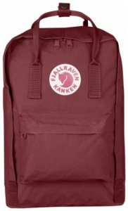 Fjällräven Kanken Laptop Classic Colors, ox red, Größe 18 Liter (15 Zoll)