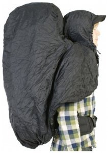 Bach Hooded Raincover
