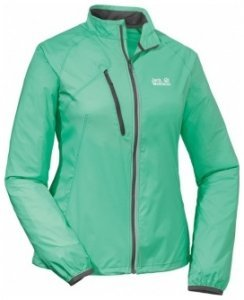 Jack Wolfskin Exhalation Flyweight Women - dark steel - Gr. L