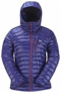 Mountain Equipment ARETE HOODED JACKET Daunenjacke