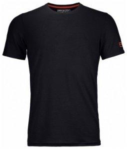 Ortovox Merino Cool Clean T-Shirt Men, black raven, Größe XL