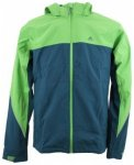 Adidas Boys Softshell Hoody, power green/intense green, Größe 116