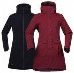 Bergans Bjerke 3in1 Lady Coat, burgundy/dark navy, Gr��e L