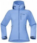 Bergans Stegaros Lady Jacket, summerblue/mid blue, Gr��e XS