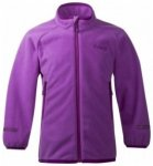 Bergans Treungen Kids Jacket, heather purple/dark heather, Größe 122