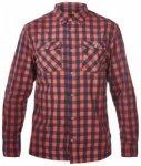 Berghaus Explorer 2.0 LS Shirt, volcano check AD9, Größe M