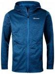 Berghaus Kamloops Hooded FL Jacket, dk blue/dk blue BJ6, Gr��e XL