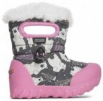Bogs Kids B-Moc, bears dark gray multi, Größe 26