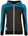 Chillaz Dolomite Women, black/grey melange/blue, Größe 40