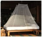 Cocoon Mosquito Travel Net Ultralight, white, Größe double 220x200 cm