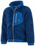 Color Kids Burma Pile Fleece Jacket, estate blue, Größe 92