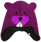 Color Kids Reaver Hat, dark purple, Größe 6-12 Monate