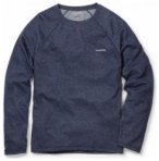Craghoppers Nosilife Bayame Long-Sleeved T-Shirt, soft navy marl, Gr��