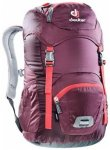 Deuter Junior, blackberry-aubergine, Größe 18 Liter