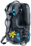Deuter Traveller 60+10 SL, black-turquoise, Gr��e 60 Liter