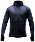 Devold Tinden Spacer Man Jacket With Hood, anthracite, Größe XXL