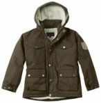 Fjällräven Kids Greenland Winter Jacket, dark olive, Größe 128