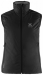 Haglöfs Barrier III Vest Women, true black/magnetite, Größe XL