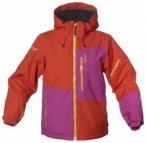ISBJÖRN of Sweden Offpist Ski Jacket, sunpoppy, Gr��e 134/140