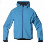 ISBJÖRN of Sweden Softshell Jacket Teens, ice, Gr��e 134/140