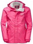 Jack Wolfskin Cloudburst Kids, hot pink, Gr��e 116