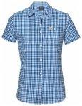 Jack Wolfskin Flaming Vent Shirt Women, classic blue checks, Gr��e S