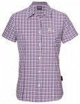 Jack Wolfskin Flaming Vent Shirt Women, hyacinth checks, Gr��e XL