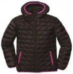 Jack Wolfskin Girls Frostbreak Jacket, truffle brown, Größe S