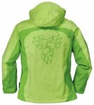 Jack Wolfskin Girls Topaz Jacket, sharp green, Gr��e 128