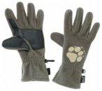 Jack Wolfskin Paw Gloves, granite, Größe XL