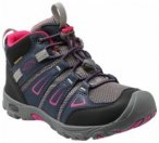 Keen Kids Oakridge Mid WP, dress blues/very berry, Größe 37