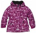 LEGO wear Joy 611 Jacket / Winterjacke für Mädchen, dark fuchsia, Größe 152