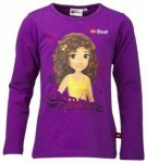 LEGO wear Tasja Tabita Friends Lamgarmshirt, purple, Größe 104