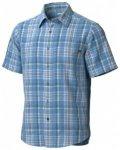 Marmot Calabasas Short Sleeve, bluejay, Größe S