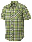 Marmot Cottonwood Short Sleeve, green lichen, Größe M