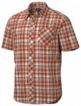 Marmot Cottonwood Short Sleeve, red ochre, Größe M