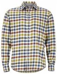 Marmot Fairfax Flannel Long Sleeve, cream, Größe S