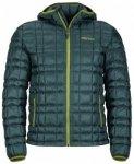 Marmot Featherless Hoody, dark spruce, Größe XXL