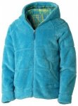 Marmot Girls Gemini Jacket, bluebird/buttercup plaid, Gr��e S