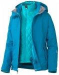 Marmot Womens Sugar Loaf Component, aqua blue, Größe XS